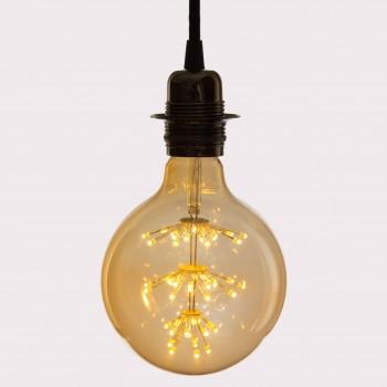 Foco Edison Vintage Retro Led Luz Calida Maxiglobo Fairy 4w