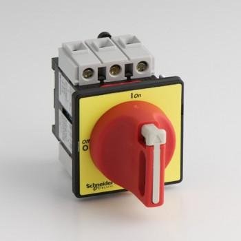 Interruptor Seccionador De Seguridad Telemecanique 40a VCF2