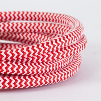Cable Textil Vintage Eléctrico Retro Lámparas Decoración Picnic Thick