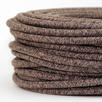 Cable Textil Vintage Rustico Cafe Slim