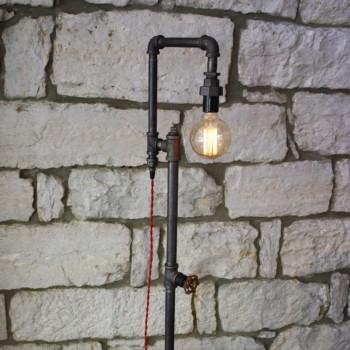 Lampara 1 Foco Basic Loft