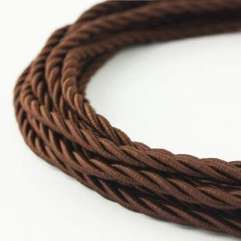 Cable Textil Soga Chocolate