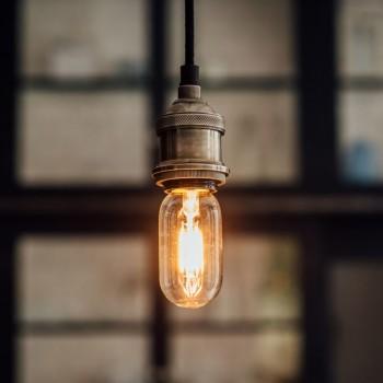 Foco Edison Vintage Retro Led Capsula Luz Calida 4w