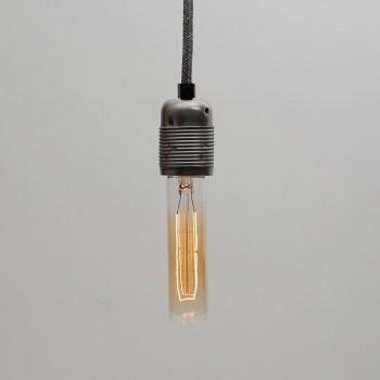 Foco Edison Vintage Retro Filamento Salchicha Luz Cálida Tube Baby 40W