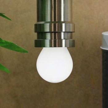 Foco LED Edison Vintage Repuesto Luz Cálida Miniglobo Frosted Blanco 4W