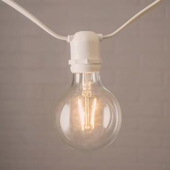 Foco Edison Vintage Retro Led Luz Calida Bombilla 4w