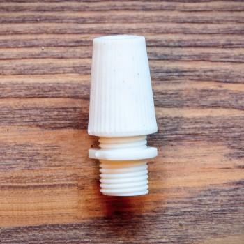 Opresor Plástico Blanco