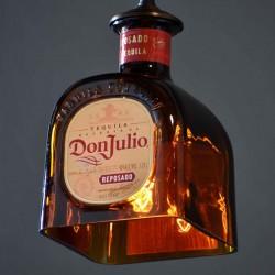 Lámpara Botella Don Julio