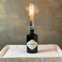 Lámpara Botella Hendricks