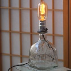 Lámpara Botella Patrón Tequila