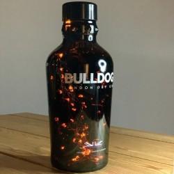 Botella Luces Bulldog Ginebra
