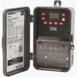 Timer Digital Bombas Aire Acondicionado Alumbrado 24 Horas 120V Tork