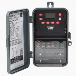 Timer Digital Bombas Aire Acondicionado Motores 24 Horas 120-277V Tork