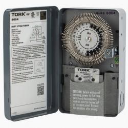 Timer Bombeo Riego Procesos Motores 24 Horas 208-277v 3/4hp Tork