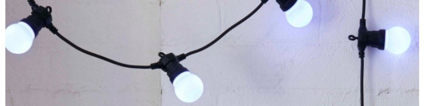 LUCES BOMBILLOS LED